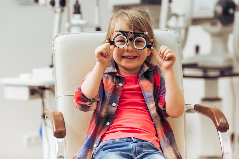 Jak rozpoznać wadę wzroku u małych dzieci?